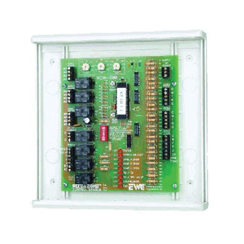 PANEL CTRL ZONE 19 TO 30VAC 9-7/8IN H