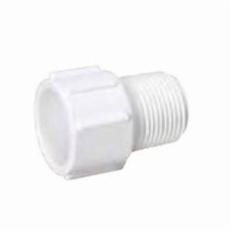 ADAPTER 3/4IN SKT X MNPT SCH 40/STD PVC