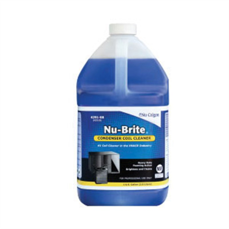 CLEANER C BTL 1GAL LIQ BLU 1.24