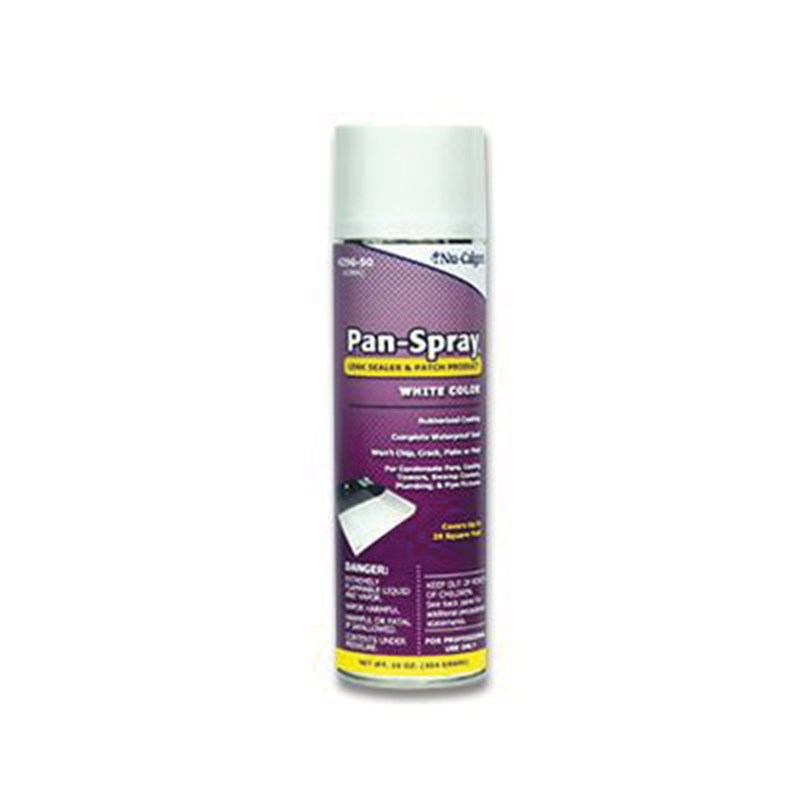 COATING SPRY 16OZ GAS WHT 20SQ-FT SOLV