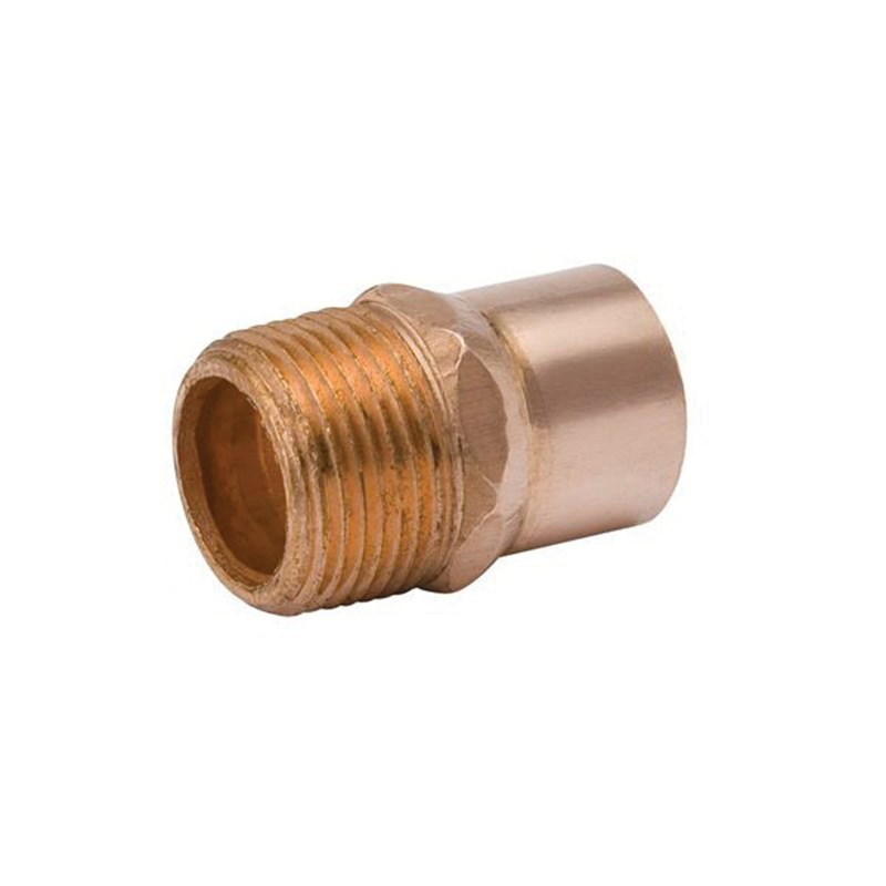 ADAPTER ADPTR WC-401 5/8 X 1/2IN 700PSI